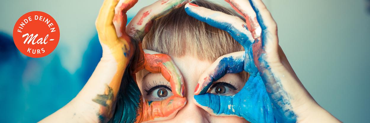 Finde deinen Malkurs - Kunstkurse aller Art - In deiner Nähe oder im Urlaub
