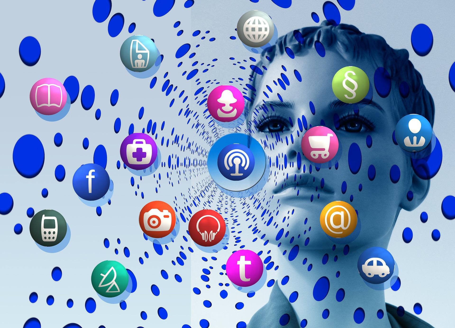 Die digitale Welt