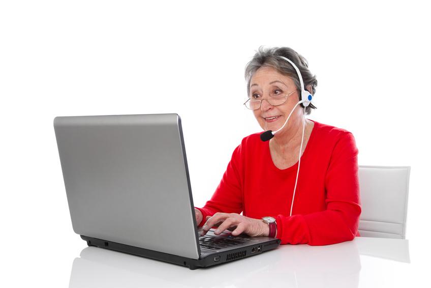 Oma - Bedienung des Computers per Sprachsteuerung