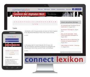 Lexikon der digitalen Welt - Titelbild