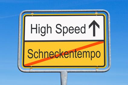 Daten High-Speed - dank SSD