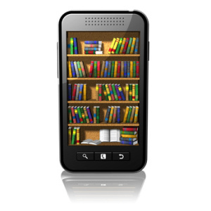 Smartphone als Bibliothek