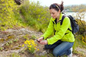 Wandern mit dem Smartphone