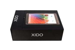 XIDO Tablet Verpackung