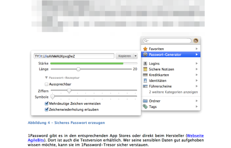1Password Anleitung deutsch Abb4