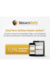 SecureSafe Cloudspeicher und Passwortmanager connect45plus