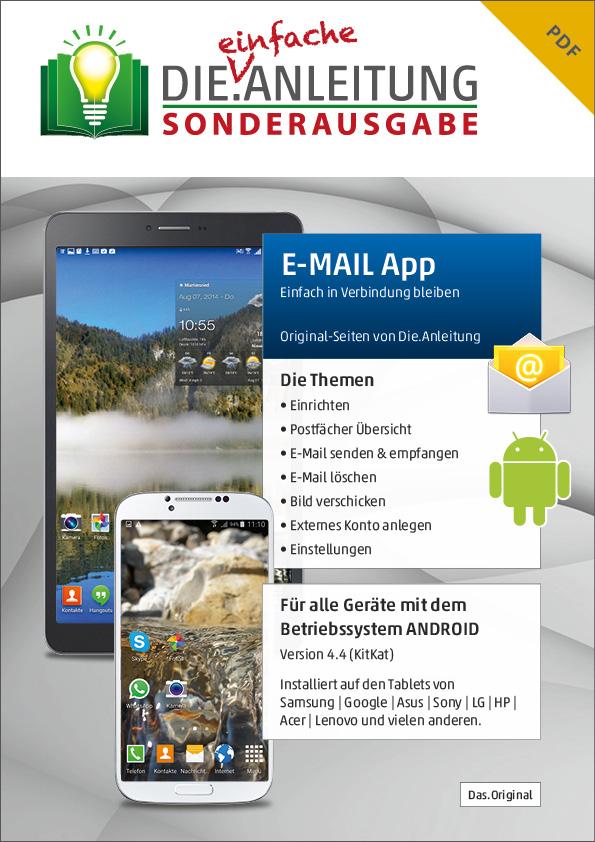 Die.Anleitung E-Mail Cover