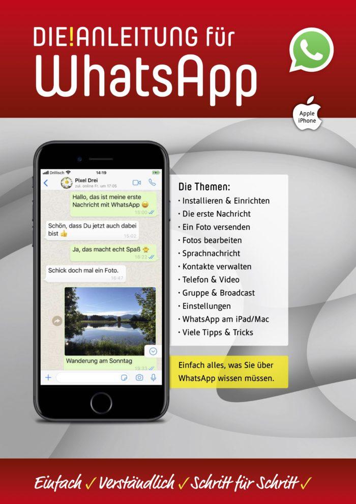 WhatsApp Anleitung Apple iOS