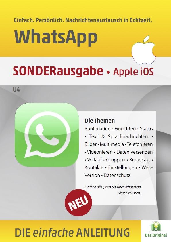 Die.Anleitung - WhatsApp für das iPhone