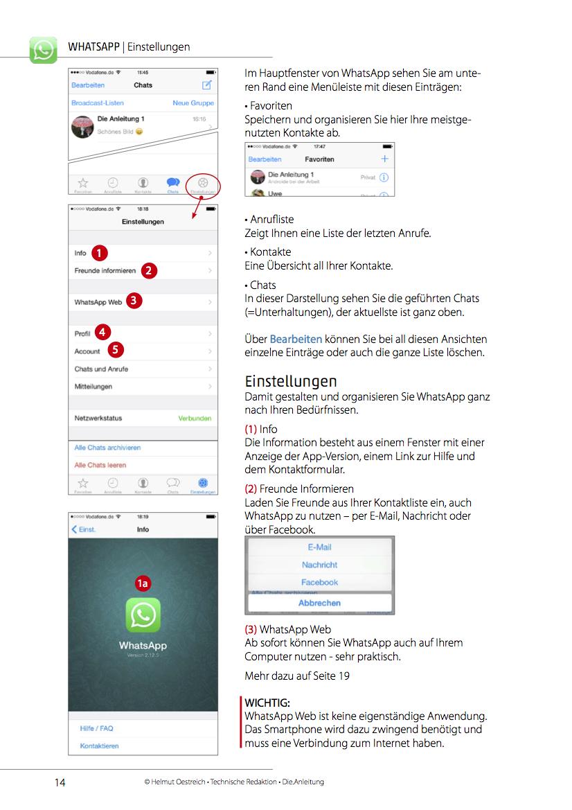 Die.Anleitung WhatsApp iOS Seite 14