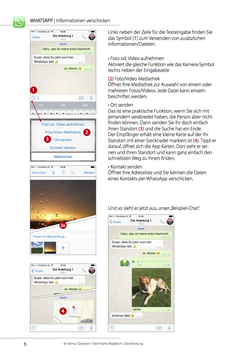 Die.Anleitung WhatsApp iOS Seite 6