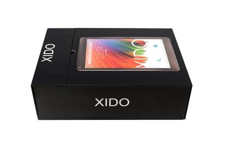 Xido Box geschlossen