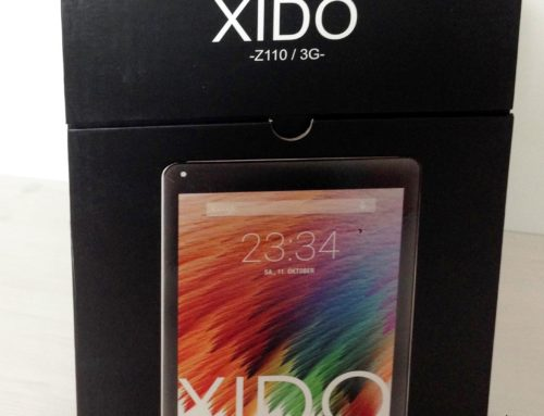Tablet Test: XIDO Z110/3G