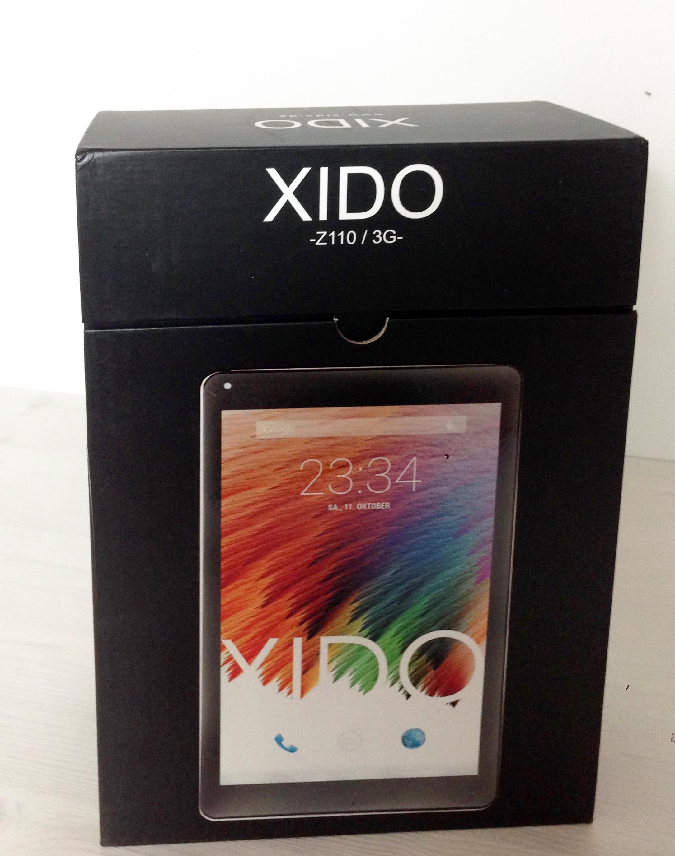 XIDO Z110/36 (1 von 8)