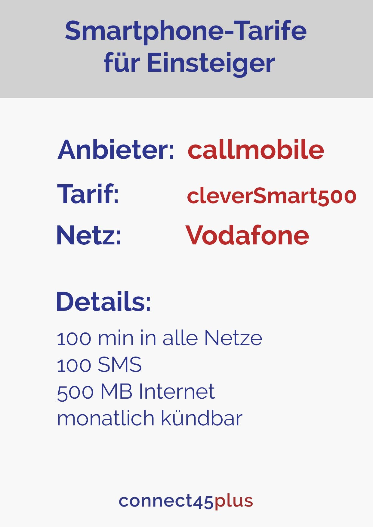 CleverSmart 500 Vodafone