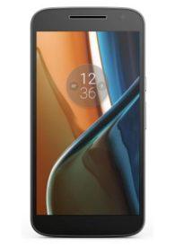Moto G4 16GB Schwar
