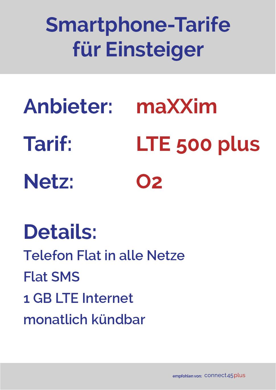 maXXIm LTE 500 plus