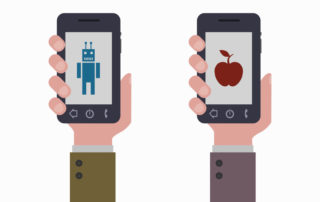 Android oder Apple
