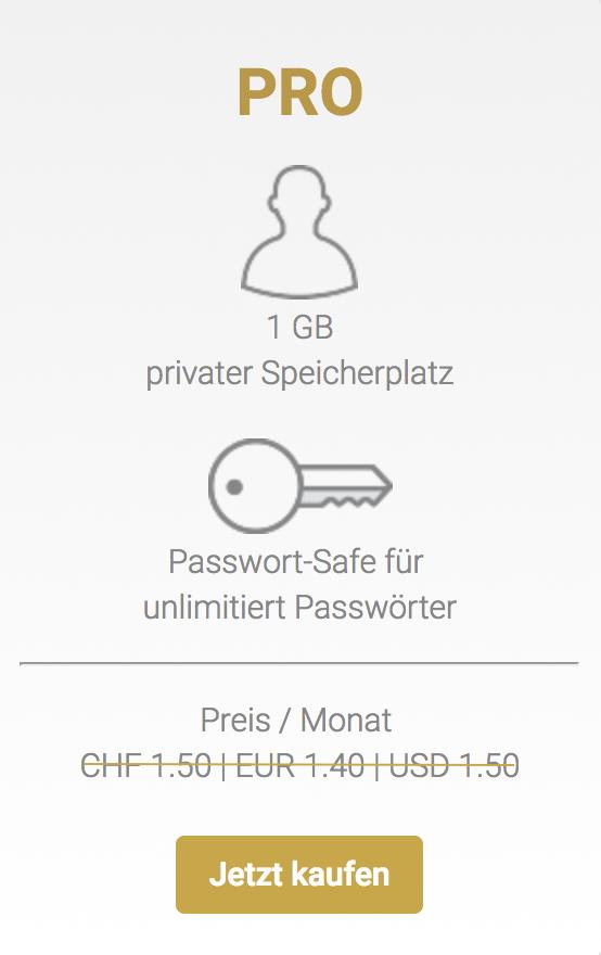 SecureSafe Pro
