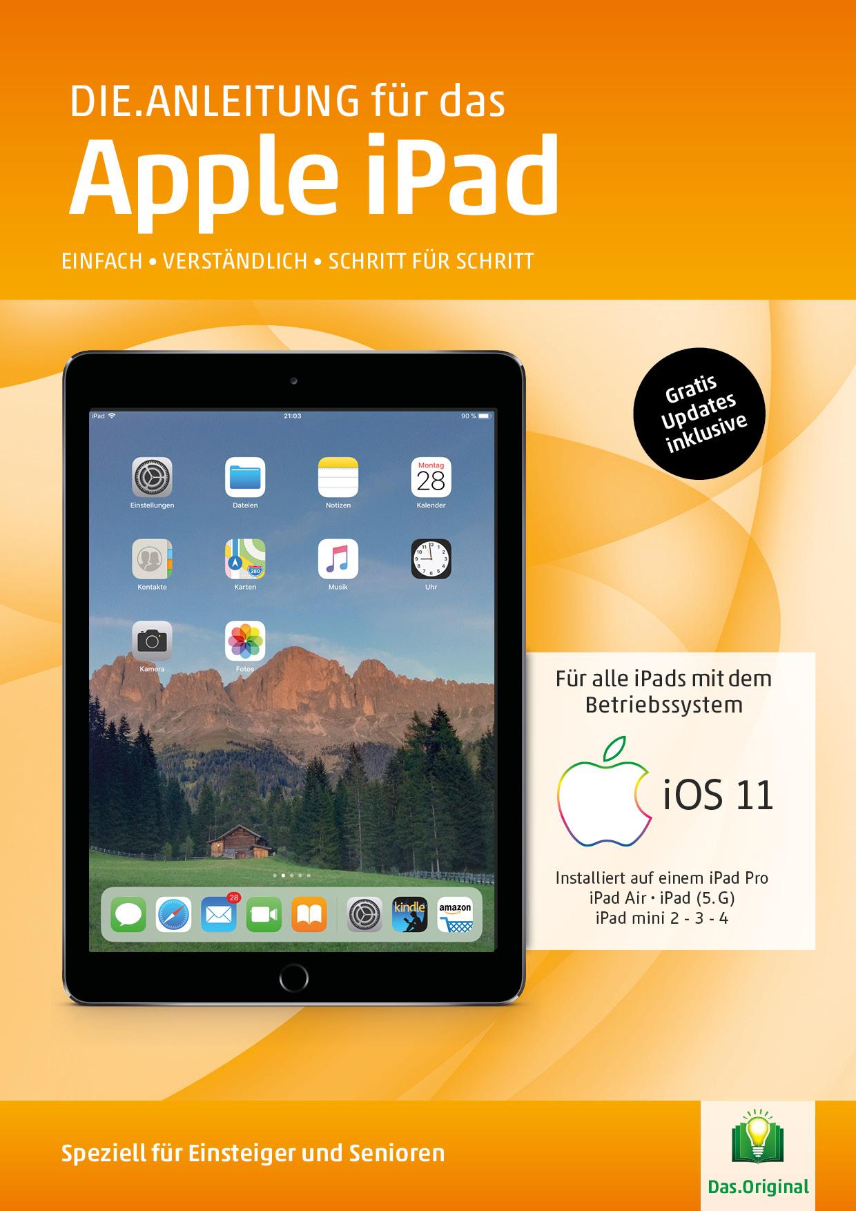 Die Anleitung für das iPad