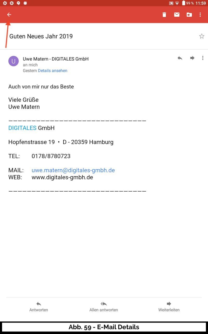 Abb 59 - E-Mail Details