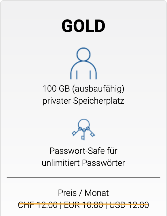 Secure Safe Gold