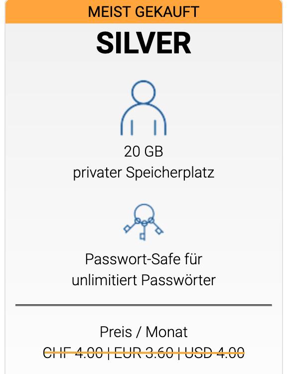 Secure Safe Silver