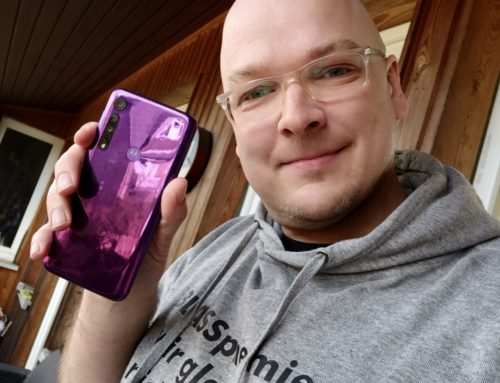 Smartphone Test: Motorola One Macro